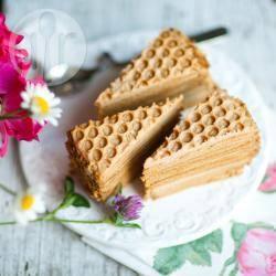 Russische honingcake recept