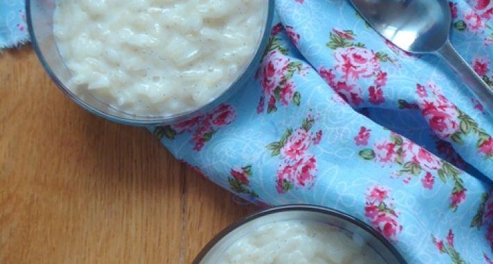 Oerhollands rijstepap
