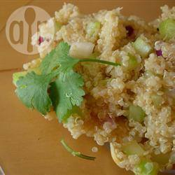Quinoa met citroen recept