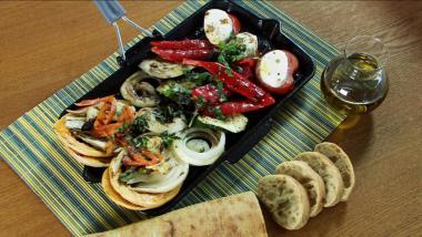 Recept 'verdure alla brace'