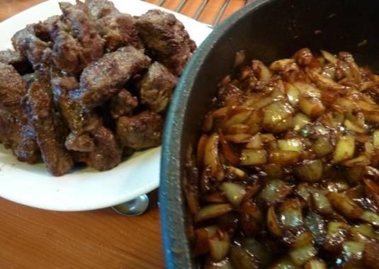 pittig stoofvlees recept