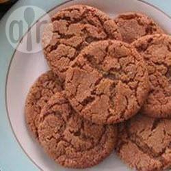 Oma's gemberkoekjes recept