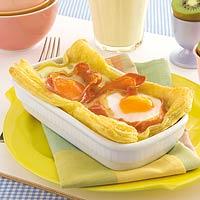 Hartig eiertaartje recept