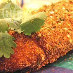 Kip uit de oven met sesam recept