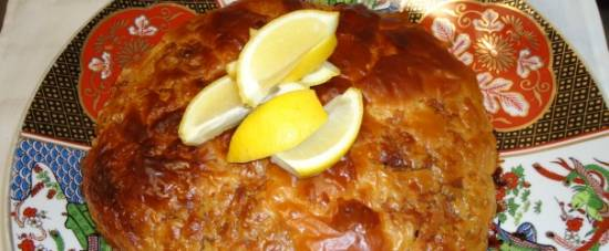 Bastilla van vis recept