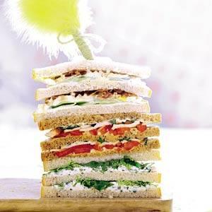 Sandwiches 2 recept