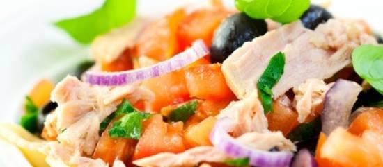 Niçoise salade (tonijnsalade) recept