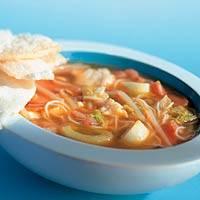 Thais vissoepje recept