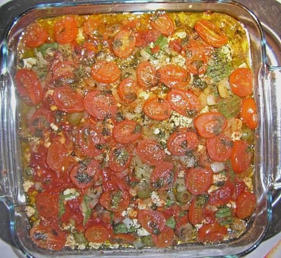 Mediterrane groenteschotel uit de oven recept