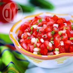 Pico de gallo ii recept