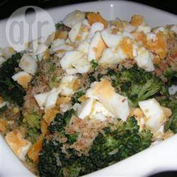 Broccoli polonaise recept