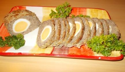 Polpettone toscaans gehaktbrood lekker pittig gekruid recept ...