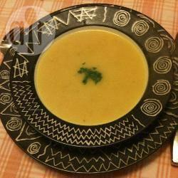 Gepureerde groentesoep recept