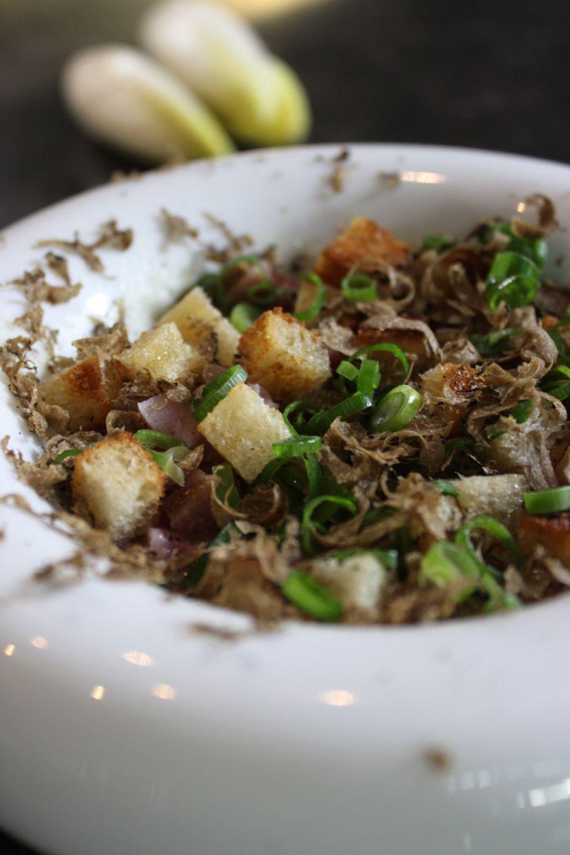 Recept 'witloof met ham en kaas 'en cocotte''