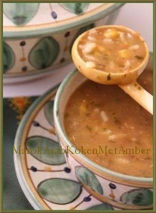 Marokkaanse harira recept