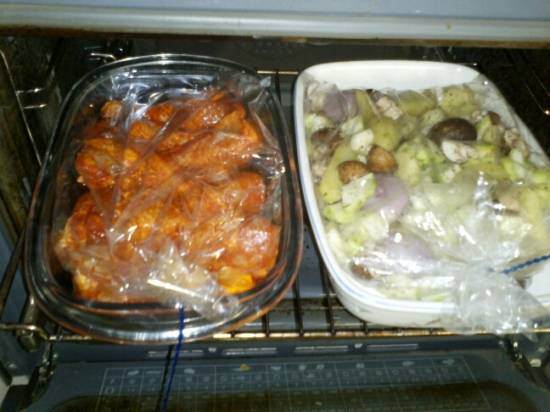 Gemengde groenten en aardappeltjes uit de braadzak recept ...