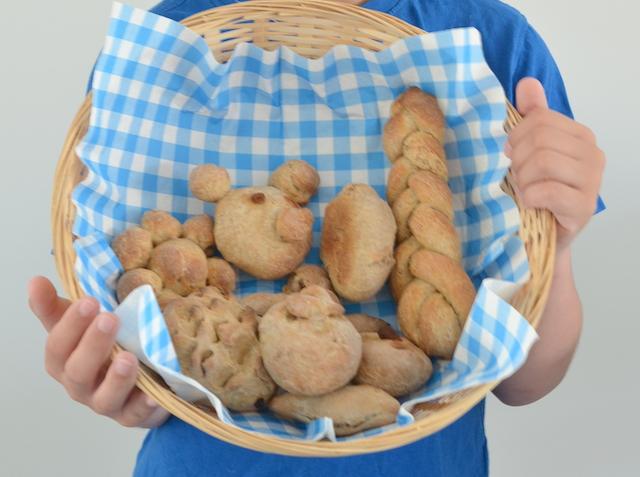 Kidsproof: broodjes bakken met kinderen