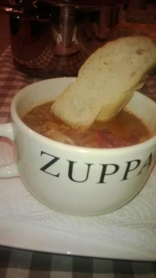 Bruine bonensoep met kaasuienbrood (voor de zaterdag) recept ...