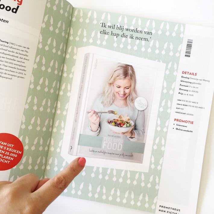 One day diary: kookboek shoot
