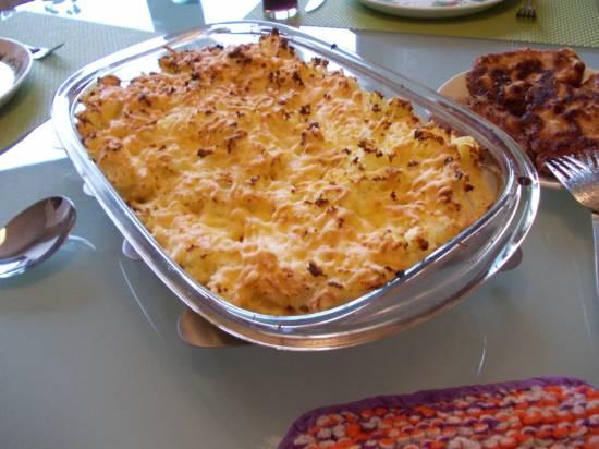 Romige ovenschotel witlof met champignons, ham en kaas recept ...