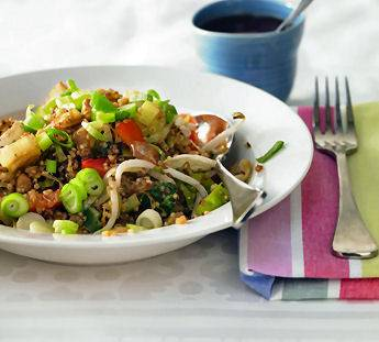 Nasi van quinoa recept