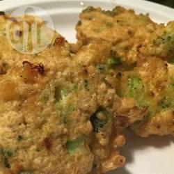 Gefrituurde broccoli recept
