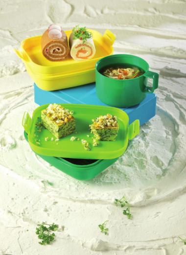 Recept 'spinazietaart uit de oven'