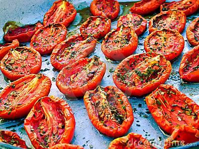 Geroosterde tomaten recept