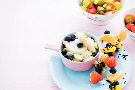 2x fruitsalade