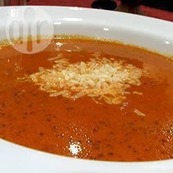 Romige tomatensoep recept