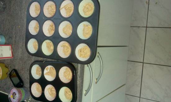 Eenvoudige chocoladecakejes recept