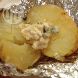 Aardappel met zure room recept