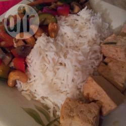 Tofu roerbakschotel recept