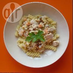 Tonijn pasta recept