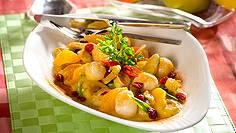 Caribische kipcurry recept