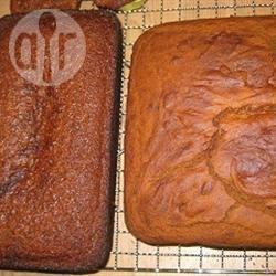 Veganitische en glutenvrije gembercake recept