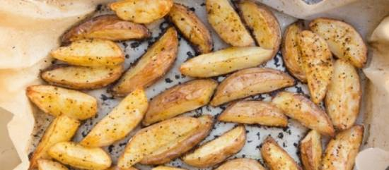 De lekkerste aardappelpartjes uit de oven recept