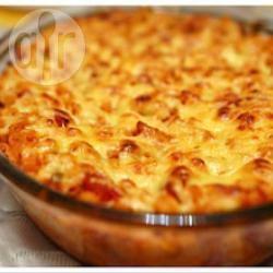 Macaroni met kaas ovenschotel recept