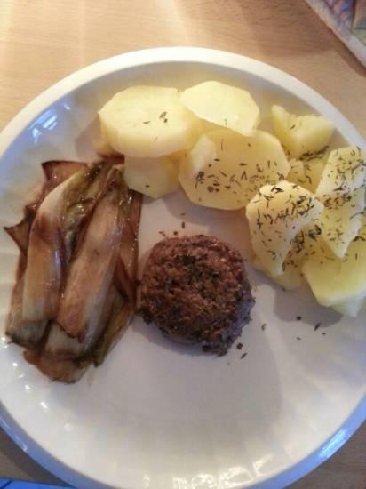 Gecarameliseerde witlof a la herman recept