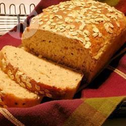 Karnemelkbrood met pitten recept