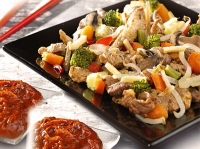 Kip met groenten uit de oven recept
