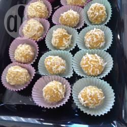 Mango-kokosballetjes recept