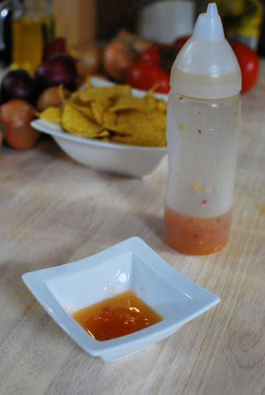 Recept 'zoete chilisaus'