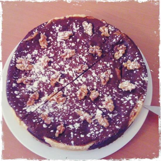 Chocolade-perentaart recept