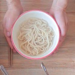 Chinese handgetrokken noedels recept