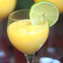 Mango mousse recept