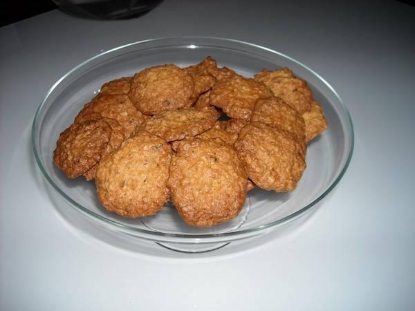 oberpfälzer haverkoekjes - havermoutkoekjes ( kerstkoekjes) recept