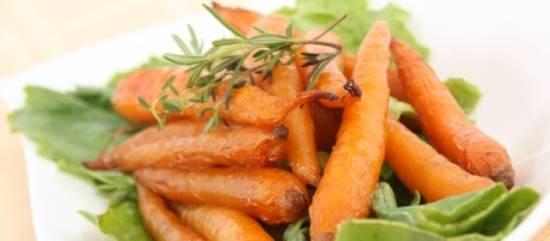 *jamie oliver's gebakken worteltjes met komijn en tijm recept ...