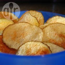 Zelfgemaakte chips recept