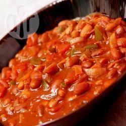 Pittige chili con carne recept